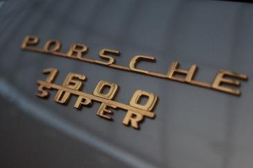 Porcshe 1600 Super in der Classic Remise Düsseldorf