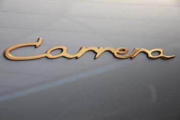 Porsche Carrera in der Classic Remise Düsseldorf
