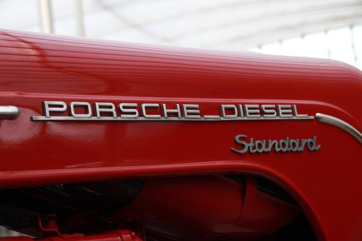 Porsche Trekker in der Classic Remise Düsseldorf