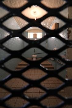 Crumlin Road Gaol in Belfast (Nordirland)