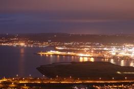Belfast at Night