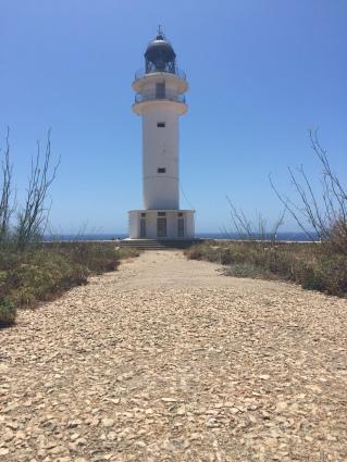 Leuchtturm Formentera